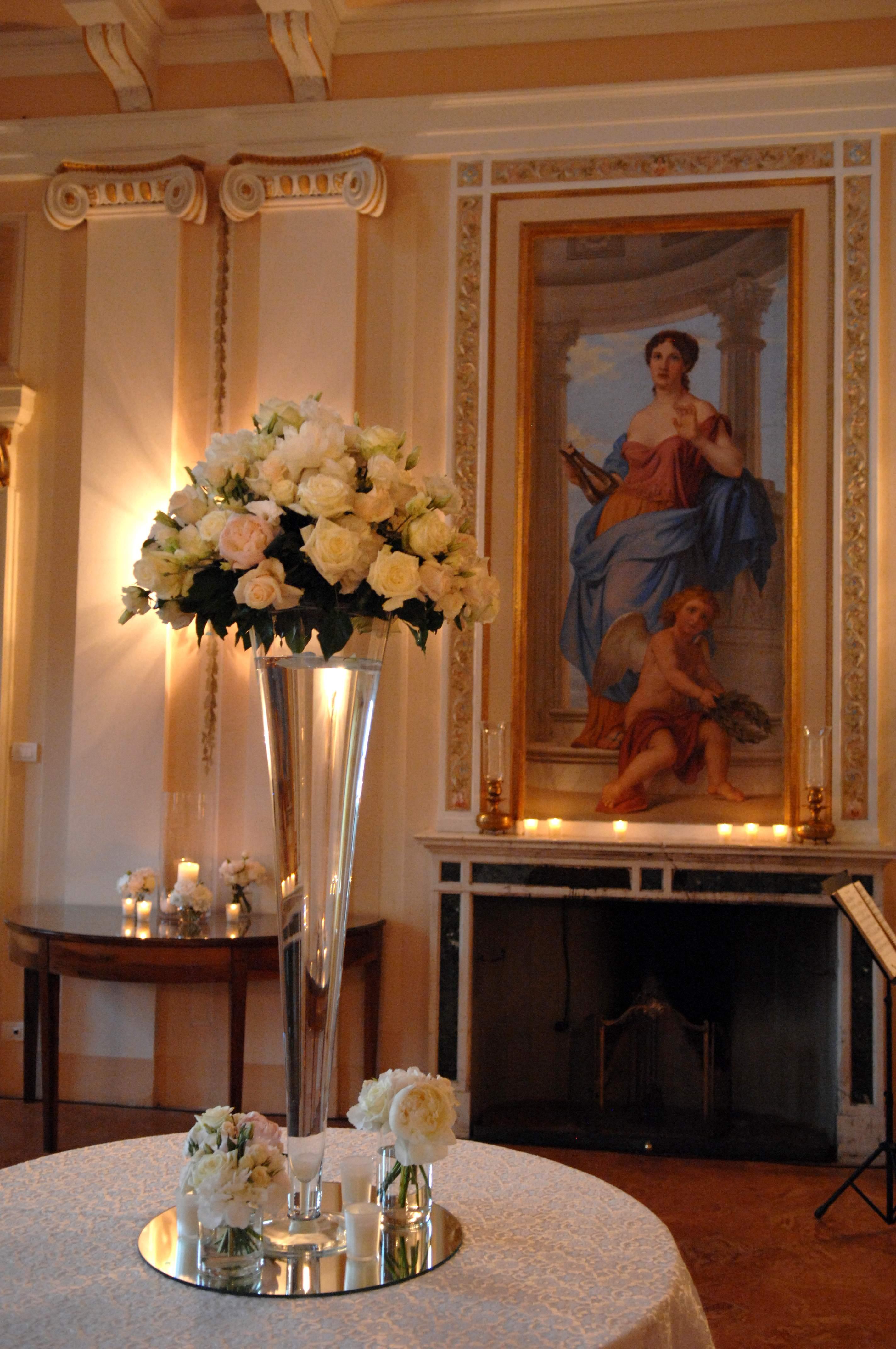 in Love with the Med - Villa Passalacqua