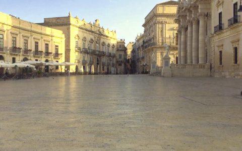 Ortigia - Piazza Duomo
