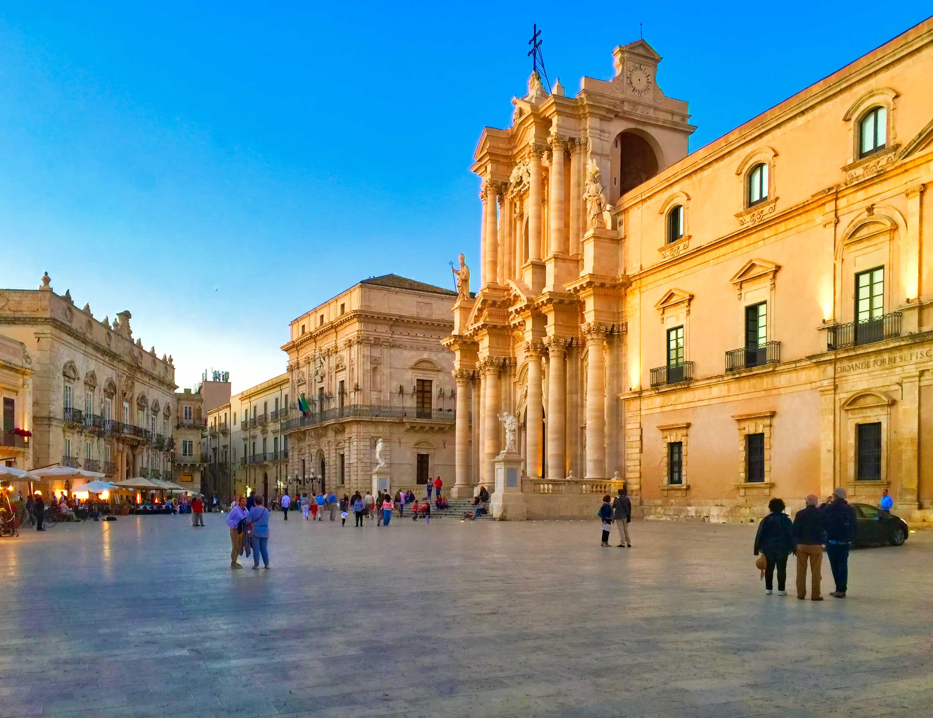 Ortigia - Duomo