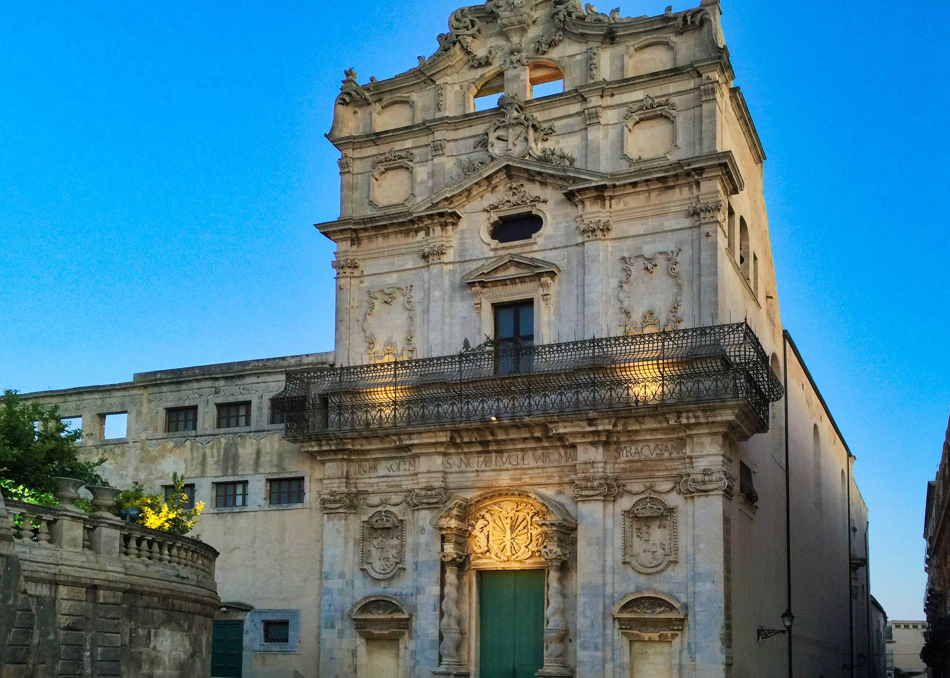 Ortigia - Santa Lucia